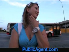 PublicAgent Does she really think she is a model?