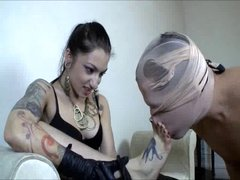 Foot and Armit Worship