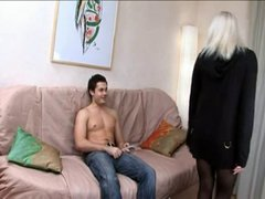 Russian matures and young lovers