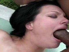 Belladonna Interracial Gangbang