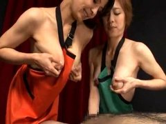 2 Japanese Moms lactation chunk 2