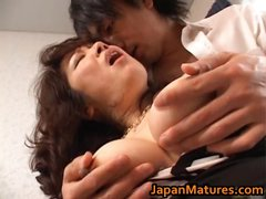 Eri Nakata Japanese mature lady engages part6