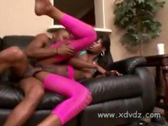 Black Boy Picks Sexy Whore Persia London Off The...