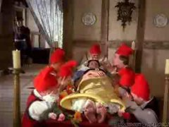 Snow White Full Movie Part 2 midget dwarf cumshots...