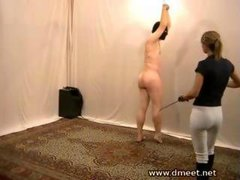 Larissa Hard Whipping