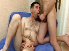 Gay Barebacking and Cumswapping