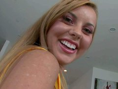 Jessie Rogers is a wonderful sexy babe with perfect bubble