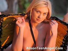 Alison , Devil or Angel
