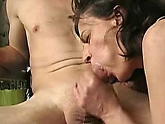 Hubby and wife homemade sex tape