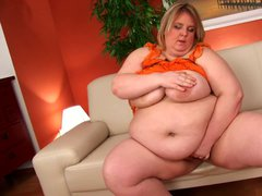 Mature Truda is a shameless woman with ugly big ass