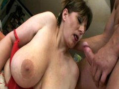 mature with a nice hairy pussy