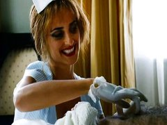 Penelope Cruz - Striptease from Chromophobia