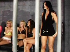 Pussy riot bitches fucking in Russian jail