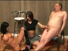 BRITISH :- HUMILIATED MALE WIMP -:Femdom -:ukmike video