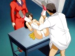 Anime nympho sluts in exciting action