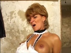 TUNDE EVY - mature anal