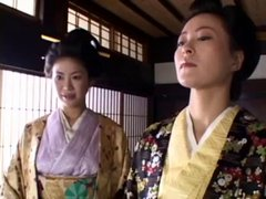 Japanese Orgy At Emperor's Ancient Mansion Uncensored