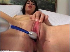 Lots of toy and finger play then a BJ