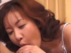 Japanese Housewife Fucked by Hubby and Lover (Uncensored)