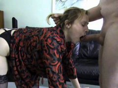 British amateur doggy style fuck n suck