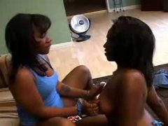 Ebony Lesbian Collection 8