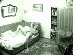 My cousin guest of us caught by hidden cam