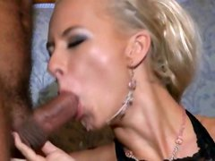 Babes in a period piece porno eat and ride cock in different clips