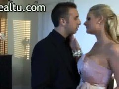 Fantastic sex-wife shows her passion during hot or