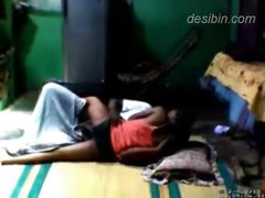 Maid in Bangladesh gets pounded by her master caught on hidden cam