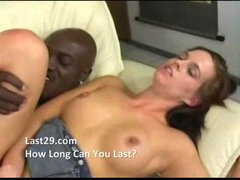 Crissy gets an anal creampie