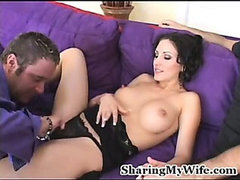 Sharing My Wife -Mindy and Jeremy (1)