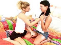 First Time Lesbian Experience