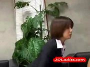 Asian japanese milf gets oral by husband
