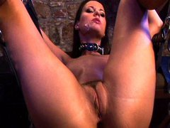 Claudia Rossi - A Night In The Dungeon