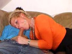 German mom gets fucked hard