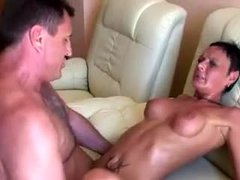 Milf doing it up with two guys