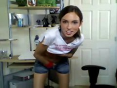 Teen Webcam Tease