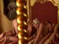 Fine European Chicks Share Dick